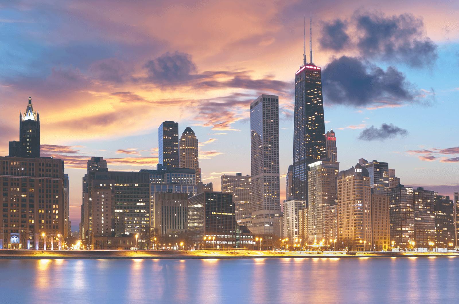 TAI Chicago Skyline