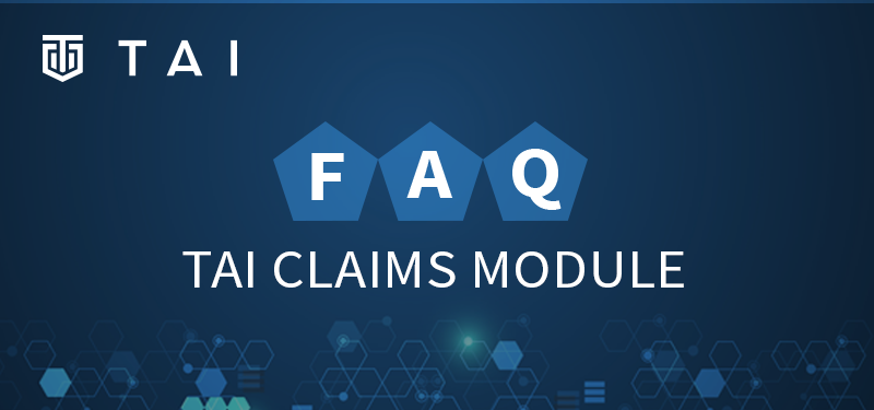 TAI_FAQ_Claims Module