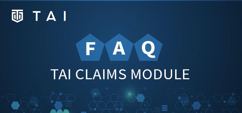 TAI_FAQ_Claims Module