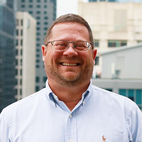 Brian Traxler Senior Vice President, Business Development