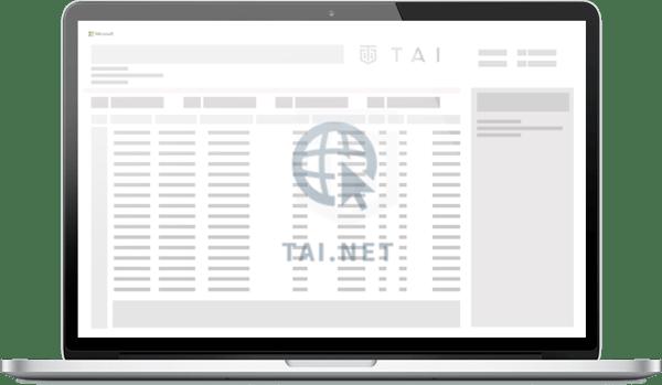 TAI.NET Laptop