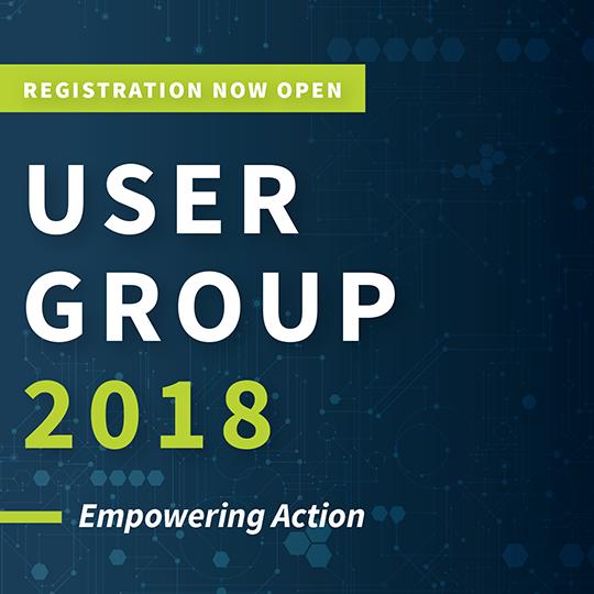 TAI User Group 2018 Registration