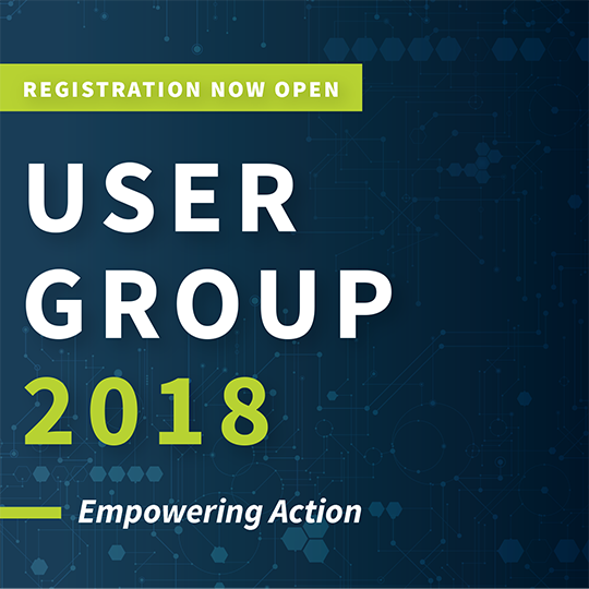 TAI User Group 2018 Registration