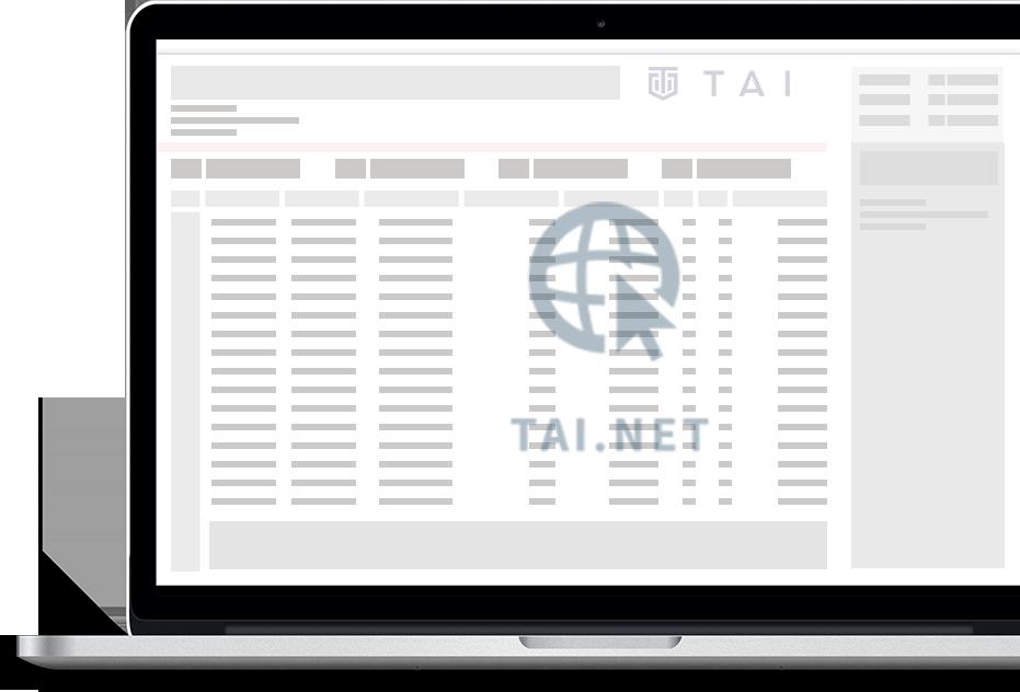 TAI.NET_Laptop